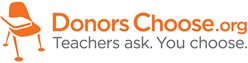 Donor's Choose Logo